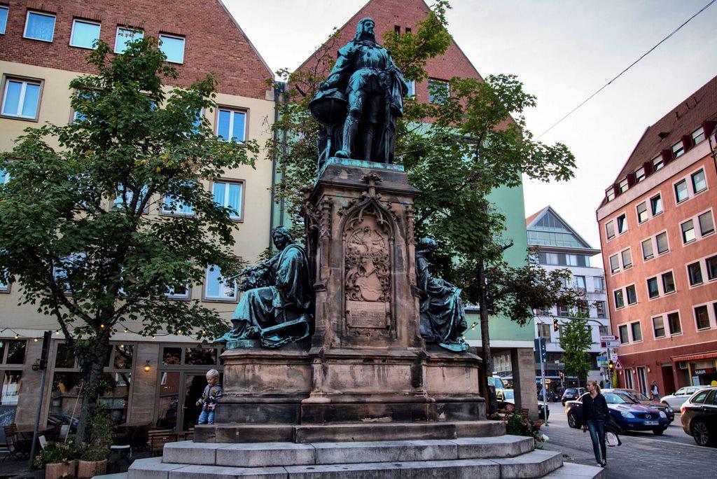 Франкония и Север Баварии в сентябре 2019 года